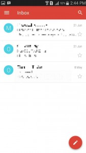 Email Application 3